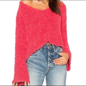 Free People Sand Dune Knit Pullover